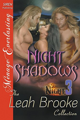 Night Shadows [night 3] (Siren Publishing Menage Everlasting)