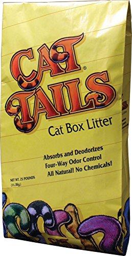 Cat Tails Unscented Cat Litter 25 Lb