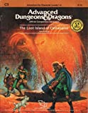 The Lost Island of Castanamir (AD&D Fantasy Roleplaying, RPGA Module C3) - Book  of the Advanced Dungeons and Dragons Module #C4