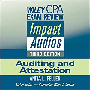 Wiley CPA Exam Review Impact Audios Lecture