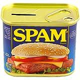 貯金箱 SPAM スパム ランチョンミート缶型 バンク インテリア小物 置物 アメリカ雑貨 アメリカン雑貨