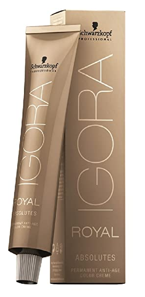 f27d372e7d Schwarzkopf IGORA ROYAL Absolutes 9-40 Extra Light Blonde Beige Natural 60ml