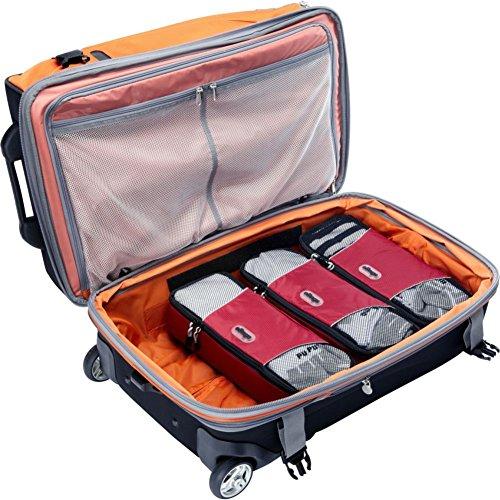 eBags Slim Packing Cubes - 3pc Set