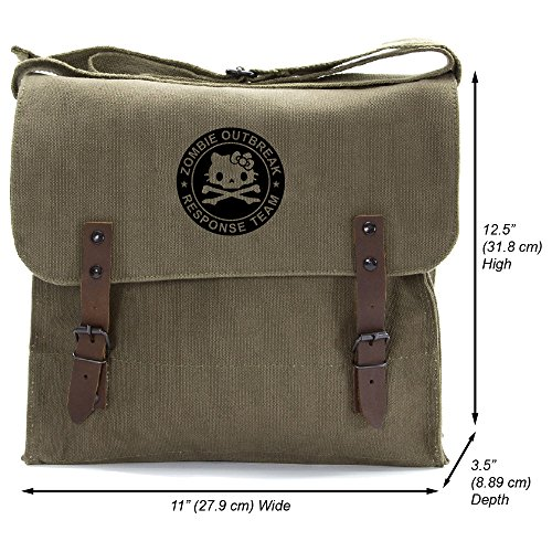 Hello Kitty Crossbody Bag - 4