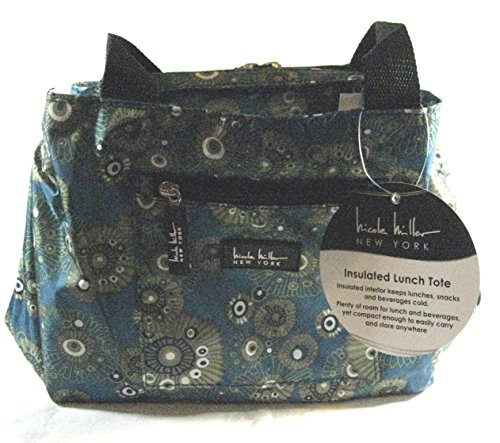 nicole-miller-of-new-york-insulated-lunch-cooler-fushion-blue-11-lunch-tote