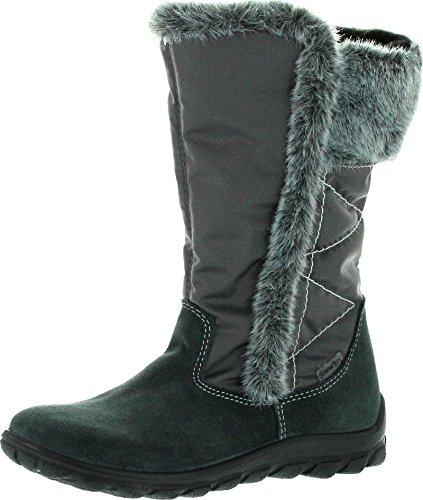 Ricosta Girls Haley Sympatex Waterproof Fashion Waterproof Boots,Gray,33 ()