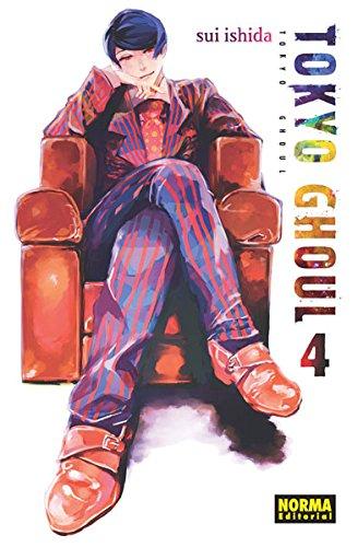 Descargar Libro Tokyo Ghoul 4 Sui Ishida