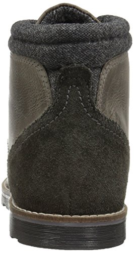 Crevo Mens Geoff Winter Boot Grey 6TEel0sVK
