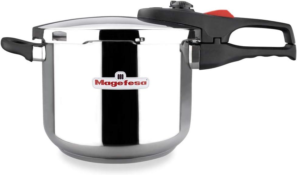 Magefesa Practika Plus Pressure Cooker 6L stainless steel