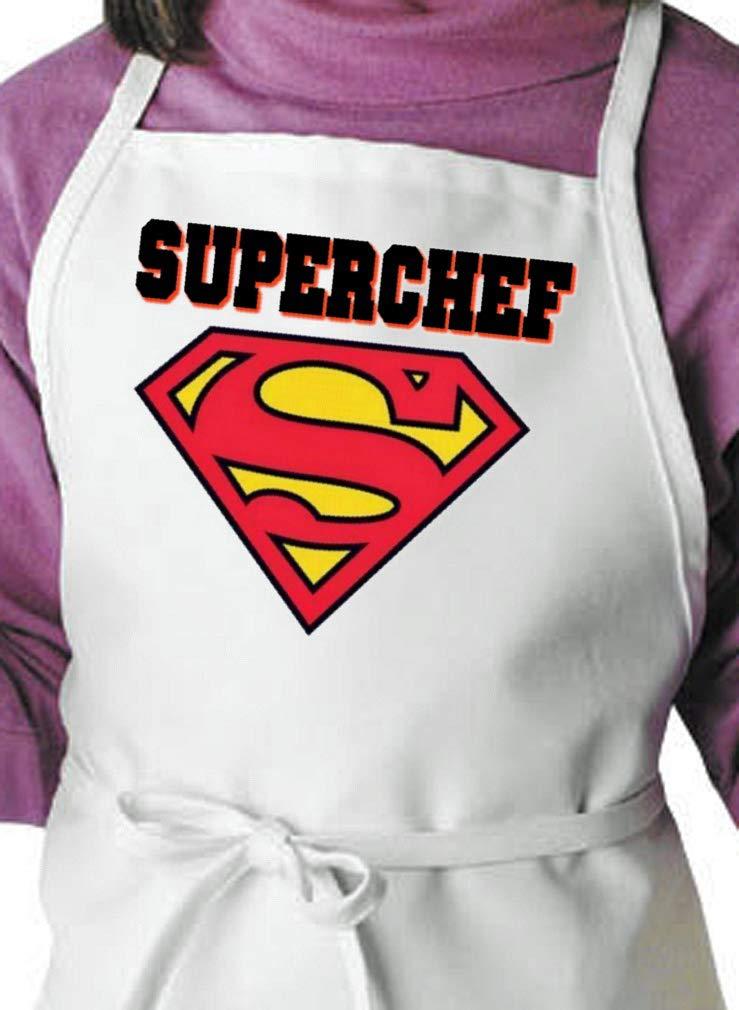 SUPERCHEF Fun Children's Aprons For Kids