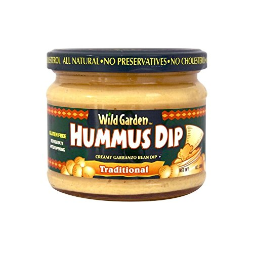 (Wild Garden Hummus, Traditional, 10.74 OZ)