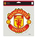Manchester United DIE CUT Full Color DECALS 8x8