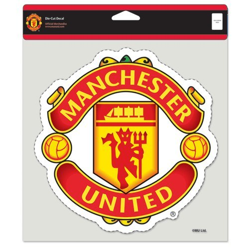 manchester united sticker - 1
