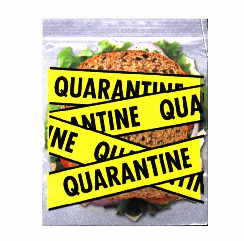 Accoutrements Crime Scene Sandwich Bags (20 Locking ()