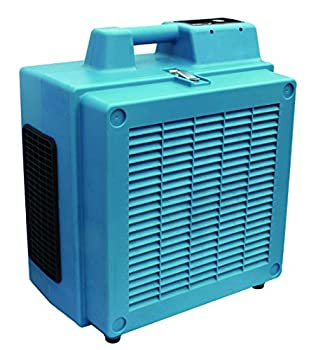 """XPOWER X-3700 - 2.0"""" HEPA + 1.4"""" Activated Carbon Air Scrubber"""
