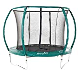 Skyhigh Orbisphere 8/10/ 12/14 Foot Superior Spec Trampoline with Safety Enclosure (10 Foot)