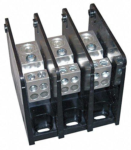 Mersen MPDB63133  Alum Pwr-Dist Block 3P