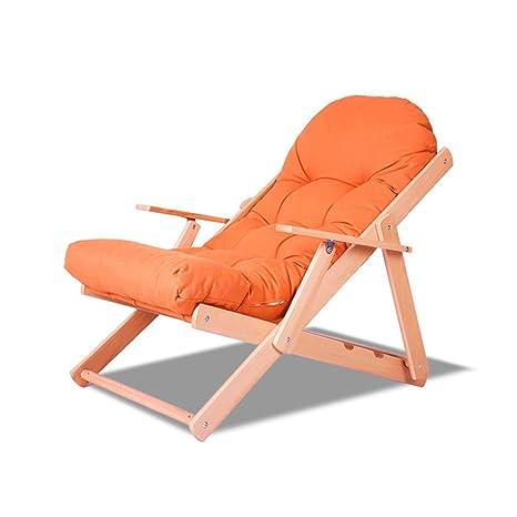 Amazon.com: DQMSB Silla de salón plegable de tela, sofá de ...