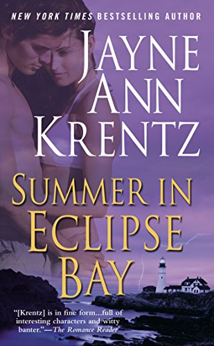 Book cover for Summer in Eclipse Bay