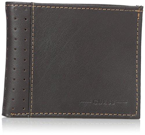Guess Mens Arvin Billfold Wallet