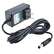 PwrON 6.6 FT 6V AC to DC Power Adapter Charger For Fisher Price Cradle Swing (With 5.5mm / 2.5mm Barrel Plug Tip)