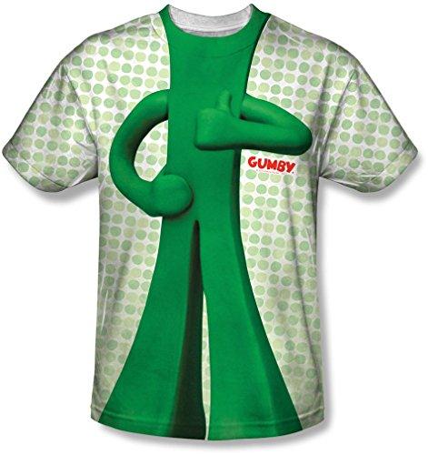 Gumby Men's Gumb Me Sub Sublimation T-Shirt -
