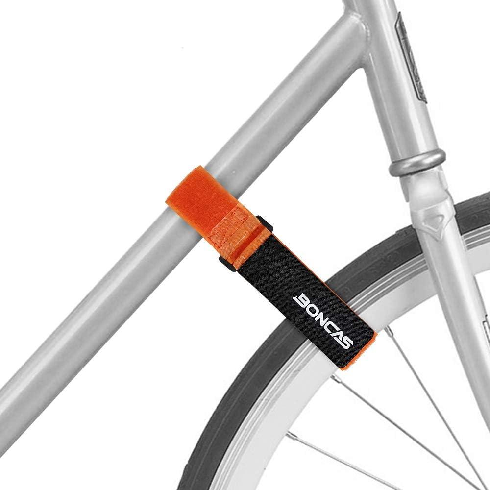 anti spinning gadget for bike rack