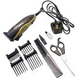 Neuf pour homme Coupe de cheveux Clipper tondeuse rasoir Remover kit de toilettage de barbe