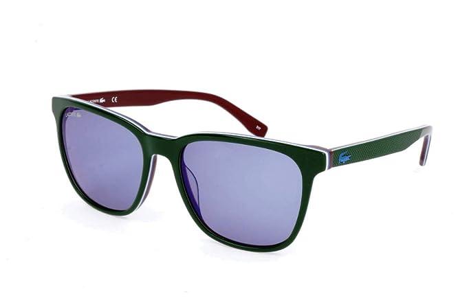 Lacoste L833S 315 55 Gafas de sol, Green, Unisex-niños ...