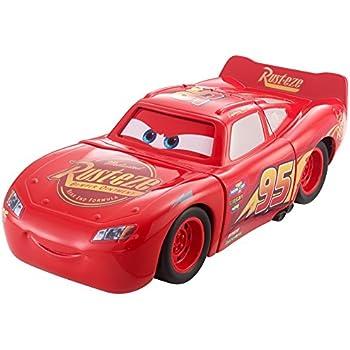 Disney Pixar Cars 3 Race & Reck Lightning McQueen Vehicle