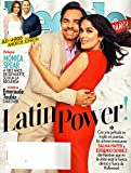 People en Espanol Magazine Mayo 2017 | Salma Hayek & Eugenio Berbez
