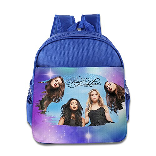 ^GinaR^ Pretty Little Liars Geek Backpack