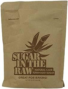 Sugar in the Raw Natural Cane Turbinado Sugar, 24 Ounce