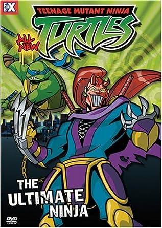 Amazon.com: Teenage Mutant Ninja Turtles - The Ultimate ...