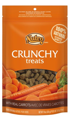 Natural Choice Dog Crunchy Treats with Real Carrots