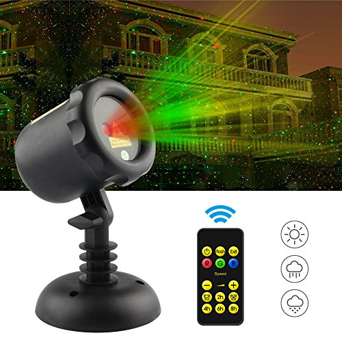 Outdoor Laser Lights For Trees - 2