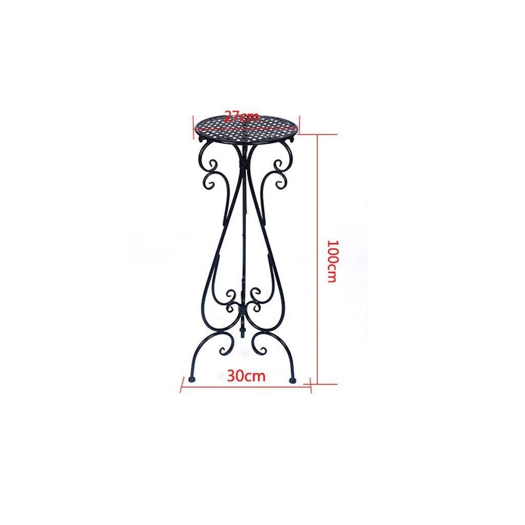 JU Blaumenregale Europäischen Stil Blaume Rahmen Boden Stil Balkon Balkon Balkon Blaumentopf Rack Indoor Schlafzimmer Wohnzimmer Blaumenregal B07J39C9FL Taschenlampen, Stirnlampen & Laternen Ein Gleichgewicht zwischen Zähigkeit und Härte 0024da