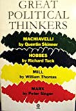 Great Political Thinkers, Peter Singer and William David Thomas, 019285254X