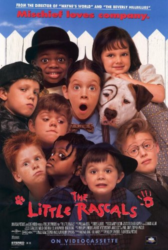 The Little Rascals Movie Poster - Style A