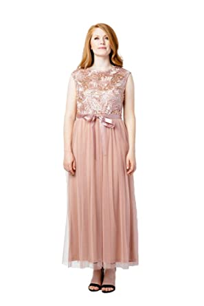 7d1bc607ef7 Candalite Embroidery Social Gown