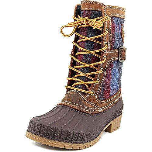 Kamik Damen Sienna Waterproof Winterstiefel DK Brown
