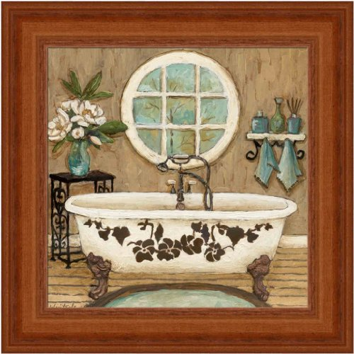 Framed Bathroom Pictures: Amazon.com