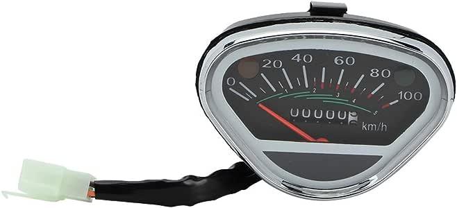 aftermarket Speedometer For Honda DAX Bike CT70 Speedo meter max 140 KM//H 80 MPH