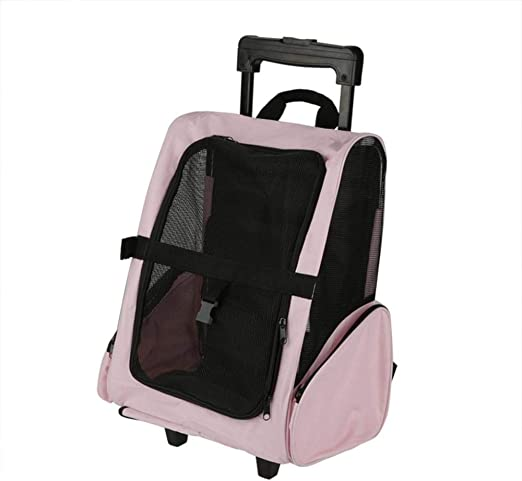 Zerone Mochila Porta Perros, Bolsa para el Transporte Equipaje Perros Gato Mochila Transporte de Animales Mascotas Pet Carrier Backpack: Amazon.es: Productos para mascotas