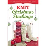 Knit Christmas Stockings, Gwen W. (EDT) Steege, 1612122523