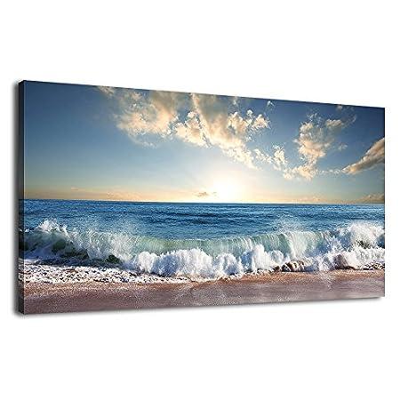 51LYSRoSBZL._SS450_ Beach Paintings and Coastal Paintings