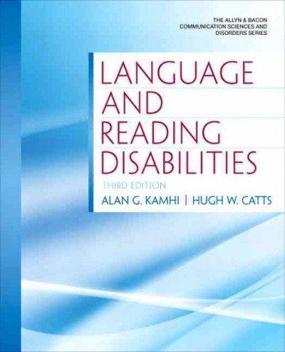 Language+Reading Disabilities