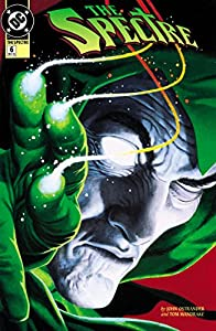 The Spectre (1992-) #6