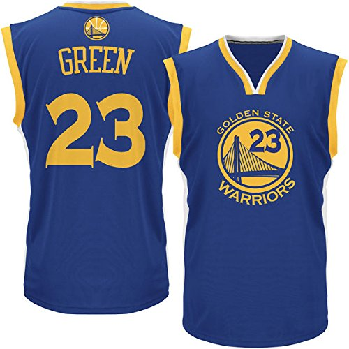 5f2bf94575a1 Mens Draymond Green 23 Golden State Warriors Royal Blue Road Jersey S - Buy  Online in Oman.