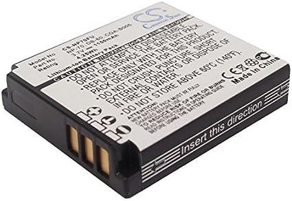 Akku für Panasonic Lumix DMC-FX12